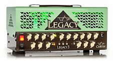 VL300 (Green) Legacy 3 100W All Tube Steve Vai Guitar Amp Free Footswitch NEW