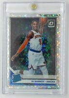 2019-20 Panini Optic Rated Rookie Fast Break Prizm RJ Barrett RC #178, Parallel