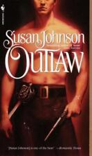 Outlaw by Susan Johnson Mass Market Paperback Book (English)