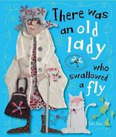 There Was an Old Lady by Kate Toms (2012, Board Book)