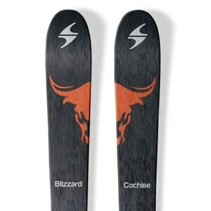 """Blizzard 2017 Cochise """" Blk Shop Special"""" Skis (Without Bindings / Flat) NEW !!"""