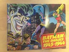 Batman: The Dailies 1943-1944     Strip Reprints     1st Print