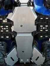 Yamaha KODIAK 700 16-18 Full Belly Skid Plate 2pc- Aluminum Skid Plates