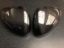 Citroen DS3 Carbon Fibre Mirror Caps - SPOOX MOTORSPORT