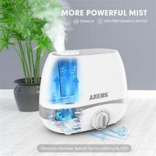 5L 1.32 Gal Large Tank Ultrasonic Humidifier Cool Mist Diffuser Home Office Room