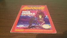 Nintendo power strategy guide : Ninja gaiden II NO POSTER