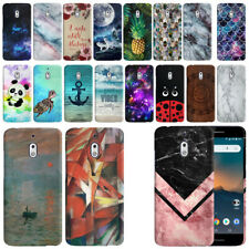 "For Nokia 2V / Nokia 2.1 5.5"" HARD Protector Back Case Phone Cover"