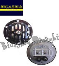 8031 - CLACSON CLAXON NERO 6V AC VESPA 125 VNB1T VNB2T VNB3T SENZA BATTERIA