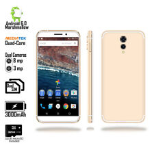 "2018 4G Unlocked Android SmartPhone (5.6"" + QuadCore + 1GB RAM + 32gb microSD)"