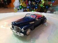 Modellino Auto 1941 buick roadmaster under license da collezione