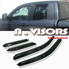 Window Visors Rain/Sun Guard Silverado Ext/Extended Cab 99 00 01 02 03 04 05 06