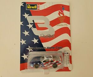 DALE EARNHARDT #3-Atl '96 Olympics-Good Wrench Monte Carlo-Star Spangled-Revell