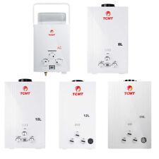 Instant Boiler Gas Propane Water Heater 6/8/10/12/18L LPG Tankless Hot Water