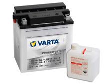 VARTA POWERSPORTS Motorradbatterie Freshpack YB10L-A2 12V 11Ah 150A 511012009