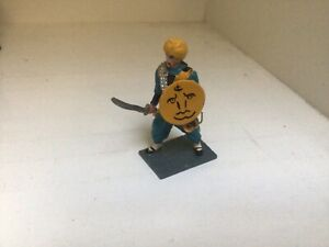 Boxer Rebellion. Chinese Manchu Tigerman. Trophy of Wales. 54 mm metal soldiers