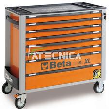 Carrello cassettiera portautensili mobile Beta Tools C24SA-XL 8/O otto cassetti