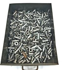 Set of 4 Nos Steel Caster Retainer/Insert socket wheel stem wheel
