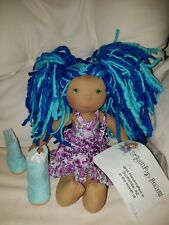 waldorf doll dragonfly hallow doll