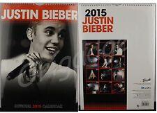 KALENDER 2015 JUSTIN BIEBER OFFIZIER MUSIK Kalender 29 x 42 cm danilo