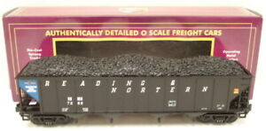 MTH 20-97534 Reading and Northern Hopper LN/Box