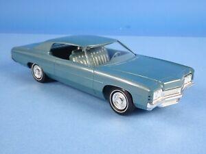 MPC 1972 CHEVY IMPALA 400 DEALER PROMO CAR