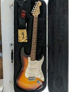 Fender Standard Stratocaster Electric Guitar - Mexico Made In 2003