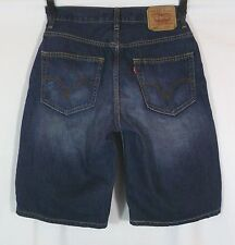 Men's Levi's 569 Loose Straight Jean Shorts Size 28.5 VG to EUC! Intl Yes!