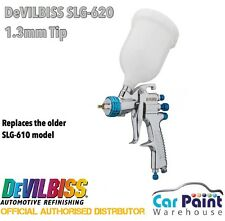 Devilbiss SLG-620 Compliant Spray Gun 1.3mm Paint & Primer Gun Gravity Feed