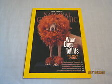 NATIONAL GEOGRAPHIC February 2012 WHAT DOGS TELL US The ABC's of DNA TSUNAMIS