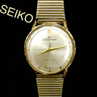 Seiko Sportsmatic Men's Watch Automatic Face:Silver Vintage Rank:B