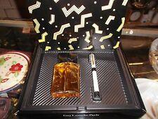"""FIDJI """"L'ECRITOIRE"""" edt 115 ml + STYLO COFFRET RARE VINTAGE PERFUME"""
