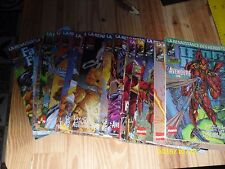 Lot comics La renaissance des héros Fantastic four + lot Iron-man