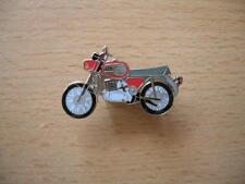 Pin SPILLA MZ TS 250/ts250 ROSSO RED MOTO ART. 1100 motorbike moto SPILLA