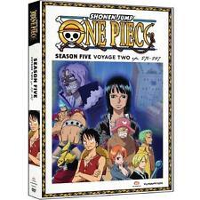 One Piece: Season Five - Voyage Two - Episodes 276-287 (DVD, 2013, 2 Disc) NEW!