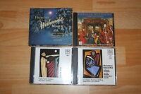 Festliches Weihnachts Konzert -Vivaldi, Telemann, Haydn, Bach,ua.- 3 CD's CD-BOX