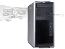 HP XW8200 Dual Xeon CPU's 2.8GHz 2GB RAM Quadro FX 1500 Video 80GB no OS