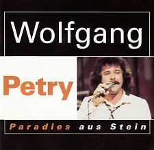 WOLFGANG PETRY : PARADIES AUS STEIN / 2 CD-SET - TOP-ZUSTAND