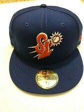 New Era St. Lucie Mets Royal Custom Collection 59FIFTY Fitted Hat 7 1/2