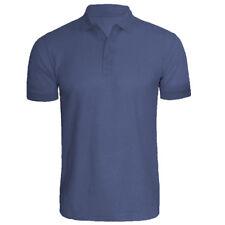 Premium Polo Mens Cotton Polo Shirt | Plain Short Sleeve Top