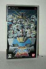 GUNDAM VS GUNDAM GIOCO USATO OTTIMO STATO SONY PSP EDIZIONE GIAPPONESE VBC 51175