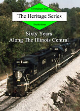 Train DVD: 60 Years Along The Illinois Central