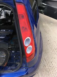 TAIL LIGHT FORD FIESTA MK6 2002 TO 2008 ST 16V HATCHBACK DRIVERS SIDE  Lamp