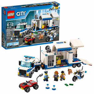 LEGO Mobile Command Center City Police (60139) - Sealed New