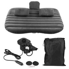 Inflatable Car Back Seat Mattress Portable Travel Camping Air Be