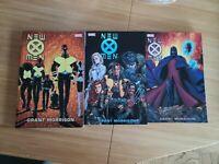 New X-Men Ultimate Collection Vol 1 2 3 Morrison 114-154 tpb Rare Epic Set