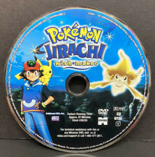 Pokemon Jirachi Wish Maker Dvd Ebay