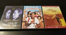 3 Cuba Gooding Jr Dvd Lot Boat Trip A Murder Of Kings What Dreams May Come (BX2)