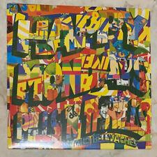 Happy Mondays Pills 'N' Thrills and Bellyaches Yellow Vinyl 2015 Reissue Record