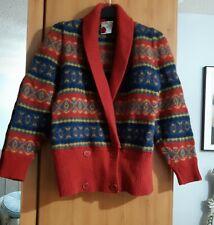 Laura Ashley Vintage Wool Cardigan One Size 10/12/14