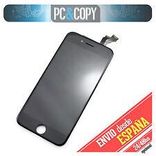 Pantalla completa LCD RETINA+Tactil para iPhone 6 4,7 A1589 negra Calidad A++